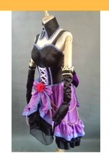 Vocaloid Haku Project Diva Cosplay Costume