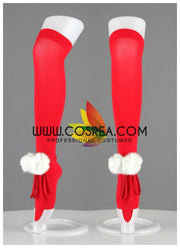 Vocaloid Miku Mirai Christmas Cosplay Costume - Cosrea Cosplay