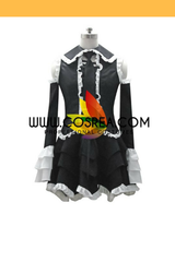 Vocaloid Miku Project Diva Maid Cosplay Costume