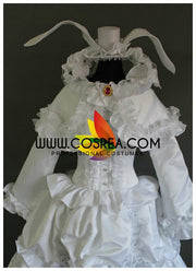 Vocaloid Miku White Rabbit Cosplay Costume - Cosrea Cosplay