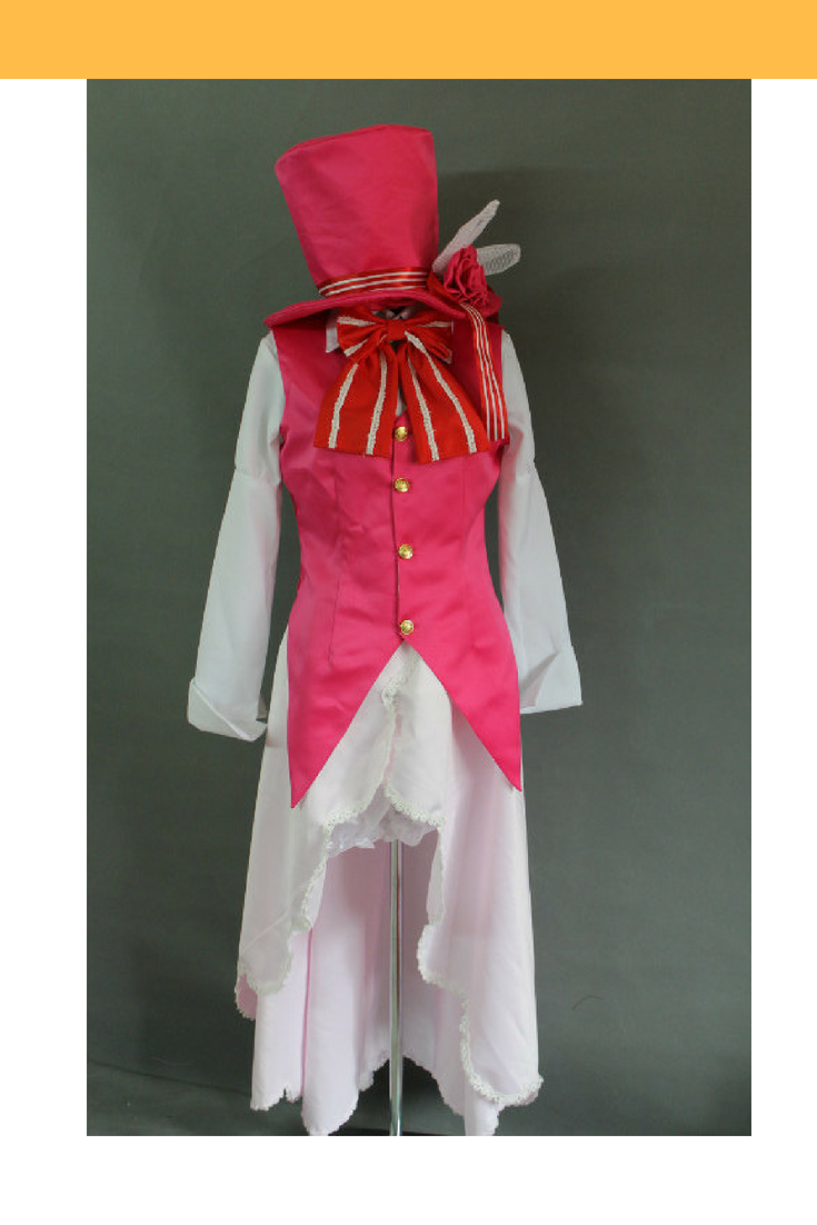 Vocaloid Rin Alice In Musicland Cosplay Costume