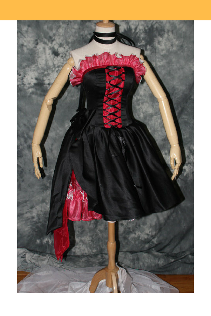 Vocaloid Teto TDA Kiss Me Cosplay Costume