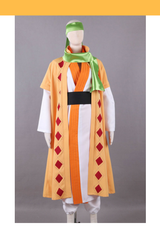 Yona Of The Dawn Zeno Cosplay Costume