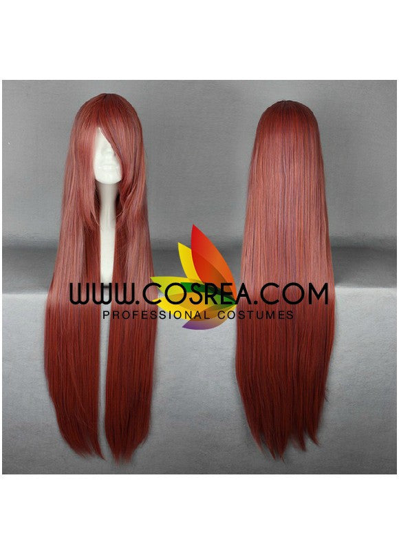 Cosrea wigs A Certain Magical Index Musujime Awaki Cosplay Wig