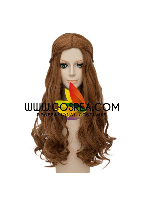Alice Through The Looking Glass Alice Cosplay Wig - Cosrea Cosplay