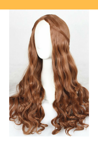 Alice Through The Looking Glass Curl Cosplay Wig