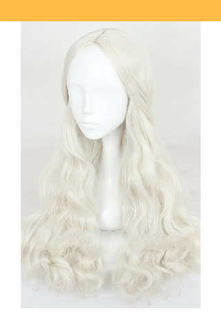 Alice Through The Looking Glass White Queen Cosplay Wig