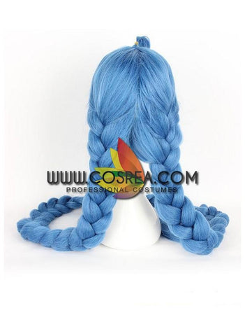 Arena Of Valor Da Qiao Ise Witch Cosplay Wig