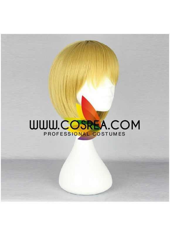 Attack On Titan Armin Arlert Cosplay Wig - Cosrea Cosplay