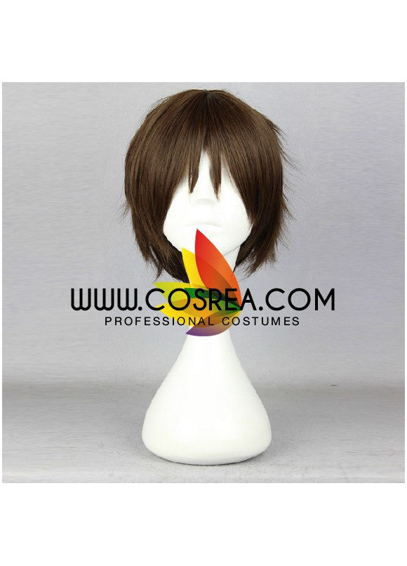 Attack On Titan Eren Cosplay Wig - Cosrea Cosplay