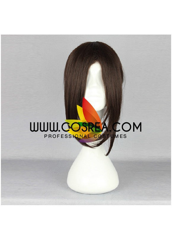 Cosrea wigs Attack On Titan Hange Zoe Cosplay Wig