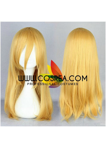 Attack On Titan Krista Lenz Cosplay Wig