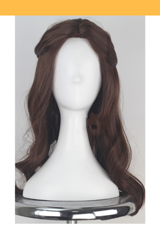 Beauty And Beast 2017 Princess Belle Curl Cosplay Wig