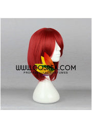 Black Butler Madam Red Cosplay Wig - Cosrea Cosplay