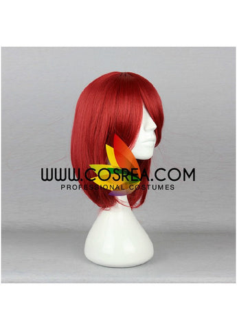 Black Butler Madam Red Cosplay Wig