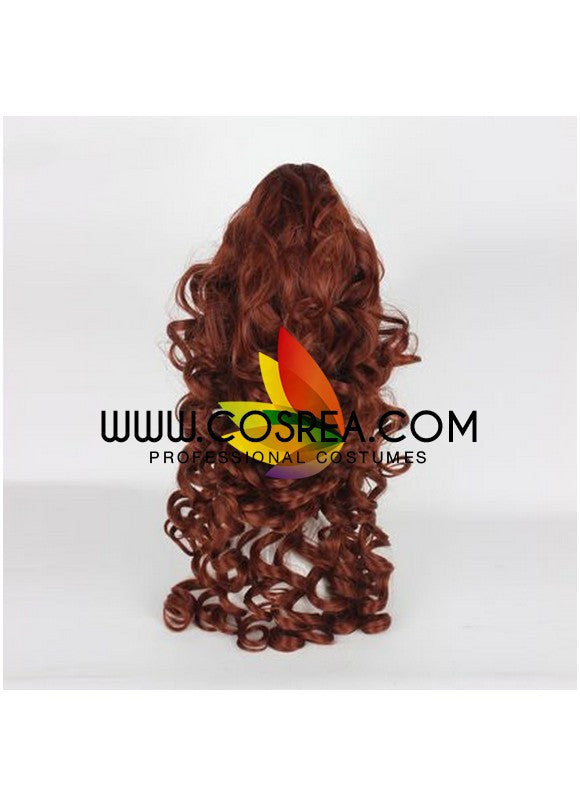 Cosrea wigs Disney Beauty And Beast Belle Cosplay Wig