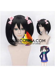 Love Live Nico Yazawa Natural Black Cosplay Wig - Cosrea Cosplay