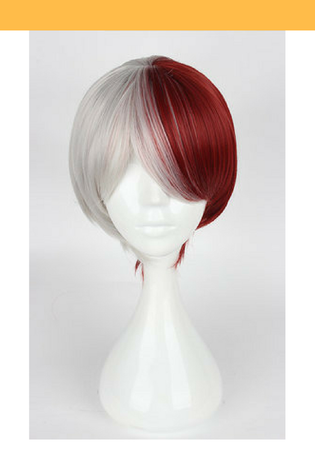 My Hero Academia Shoto Todoroki Cosplay Wig - Cosrea Cosplay