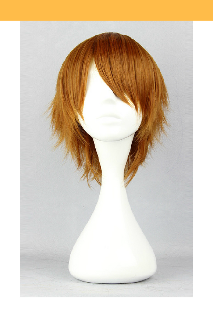 Nura Rise Of The Yokai Clan Rikuo Nura Cosplay Wig