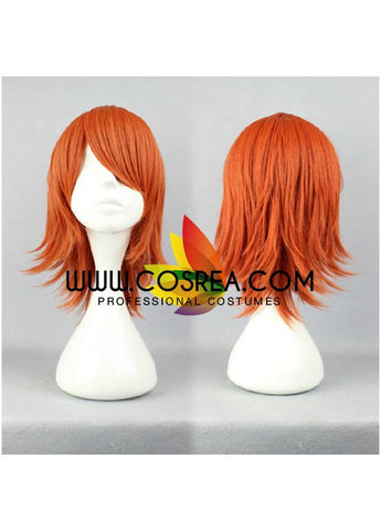 One Piece Nami Cosplay Wig