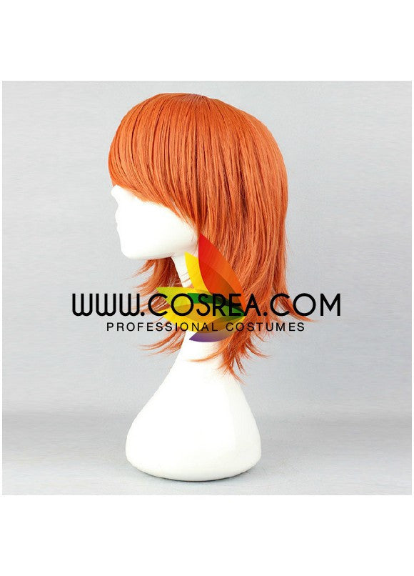 One Piece Nami Cosplay Wig - Cosrea Cosplay