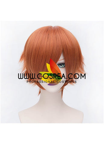One Piece Nami Short Cosplay Wig