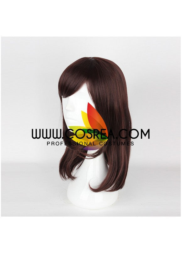 Overwatch DVA Cosplay Wig - Cosrea Cosplay