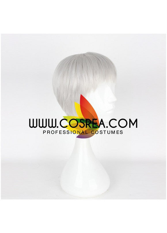 Overwatch Soldier 76 Cosplay Wig - Cosrea Cosplay