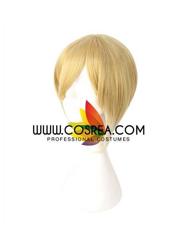 The Royal Tutor Leonhard von Glanzreich Cosplay Wig - Cosrea Cosplay