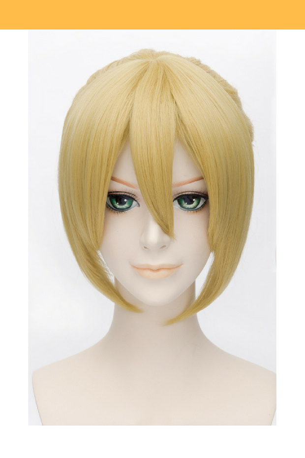 Vocaloid Len Straight Cosplay Wig - Cosrea Cosplay
