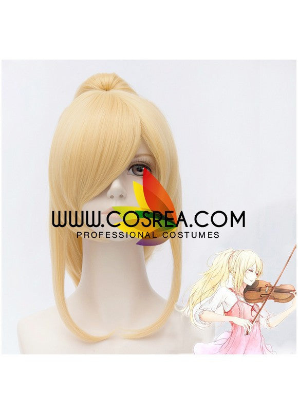 Your Lie In April Kaori Ponytail Cosplay Wig - Cosrea Cosplay
