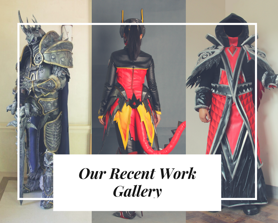 Cosrea Cosplay Recent Work Showcase Gallery