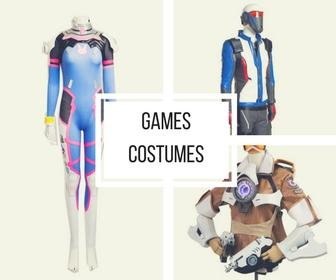 Cosrea Cosplay Games Costumes Collection