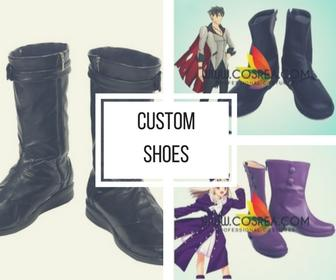 Cosrea Cosplay Custom Shoes Collection