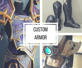 Cosrea Cosplay Custom Armors Collection
