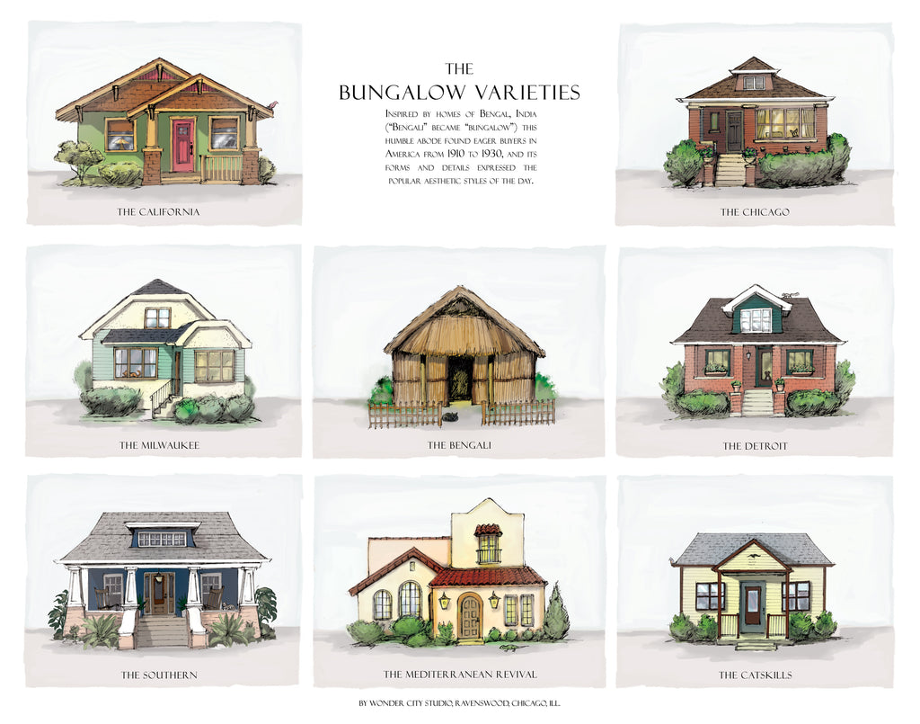 Guide to Bungalow Varieties