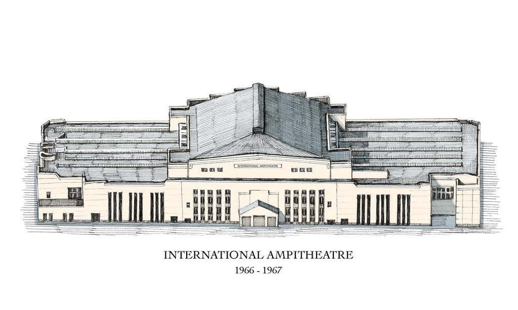 International Ampitheatre drawing