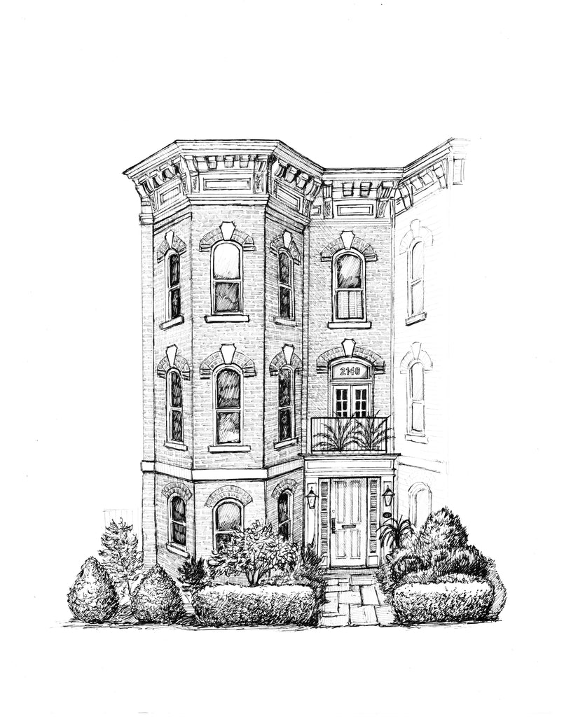 italianate two flat