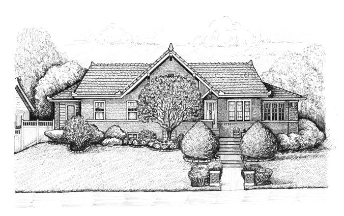 craftsman home ravenswood manor