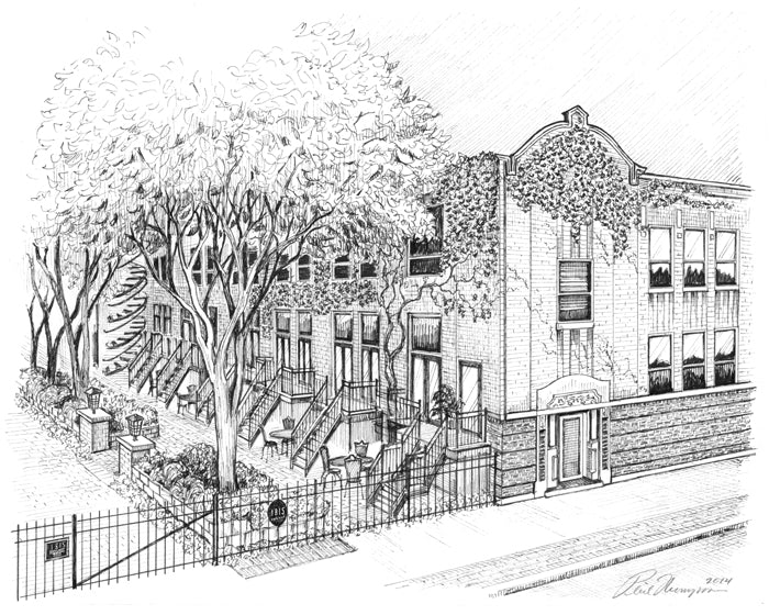 chicago townhomes