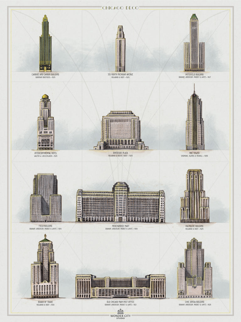 Art Deco of Chicago