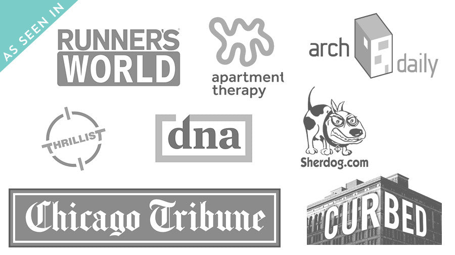 logos of publications