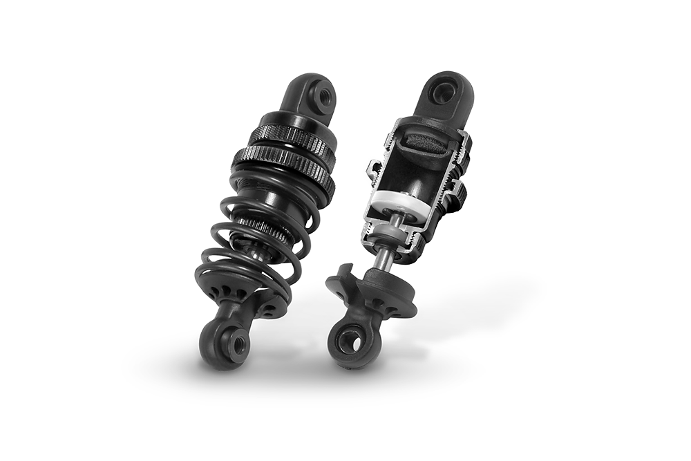 XRAY T4 Aluminum Shock Absorber Set
