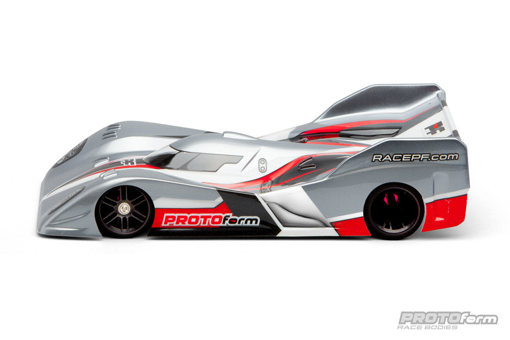 Strakka-12 Regular Weight Clear Body