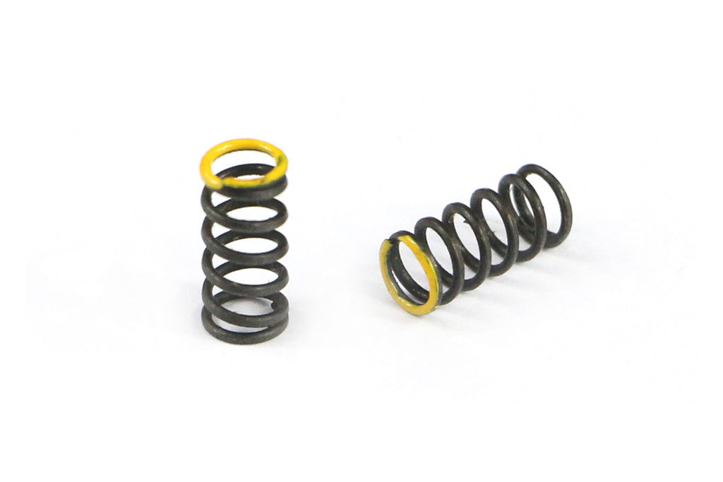 Spring yellow C4.9 4X (2) - GRIPWORKS RC