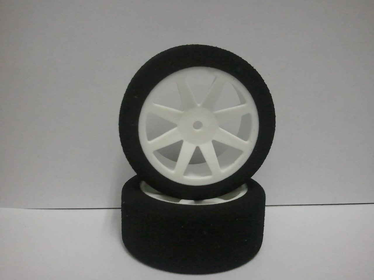 1/10 Touring Front 26mm SH40 White - GRIPWORKS RC