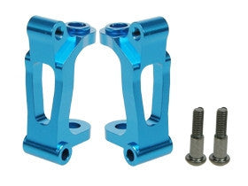 3RACING Alum Front C Mount for TAMIYA M03M Lt Blue
