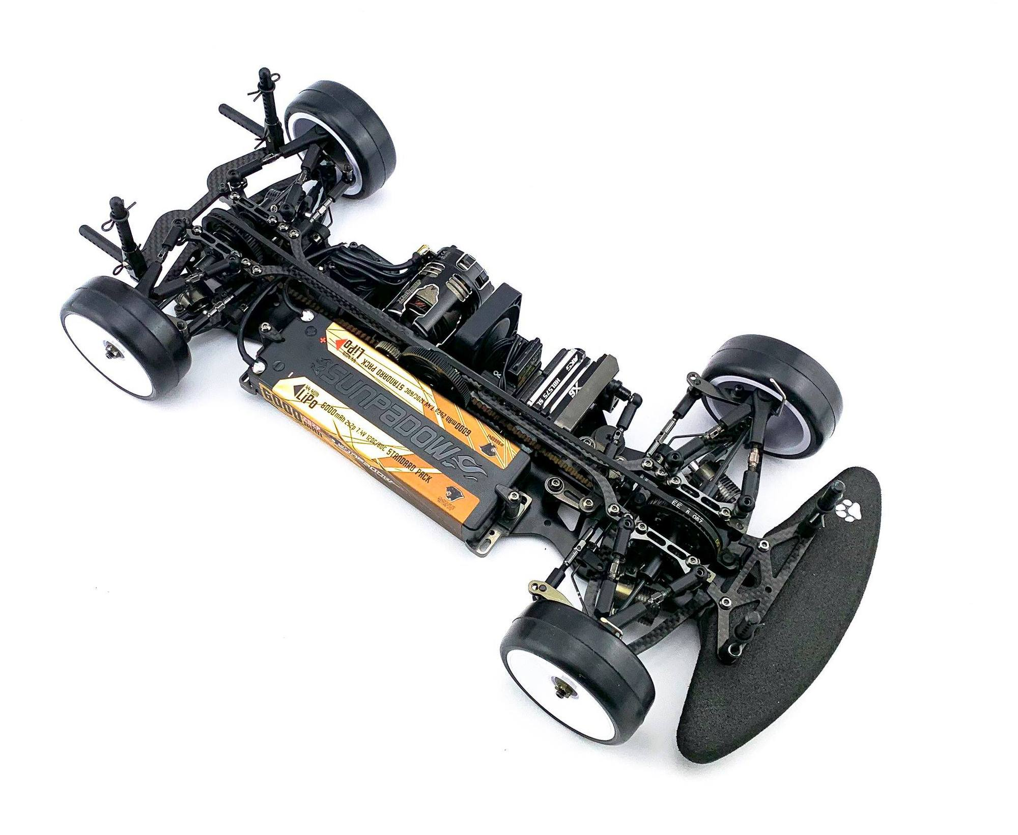 AWESOMATIX A800MMXA TOURING CAR KIT - ALLOY CHASSIS USA SPEC ( PRE ORDER) - GRIPWORKS RC