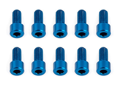 RC12R6 Rear Hub Screws