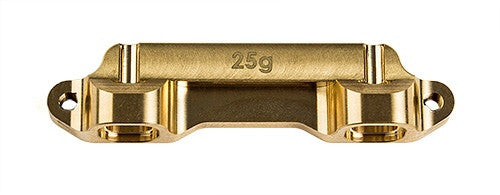 "Team Associated B6 Brass ""C"" Arm Mount (25g)"